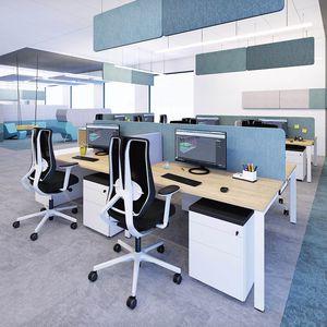 escritorio para open space