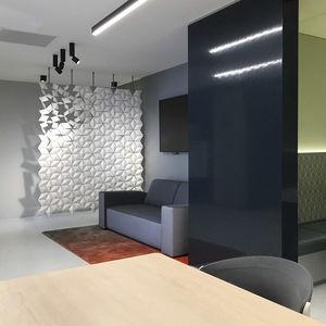separador de espacios para oficina