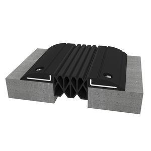 junta de dilatación de caucho / de acero / para aparcamiento / transitable