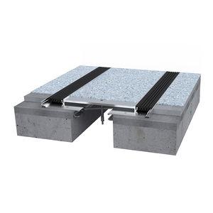 junta de dilatación de TPE / de aluminio / de acero inoxidable / para forjado