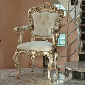silla de bar de diseño nuevo barroco