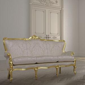 sofá de estilo francés