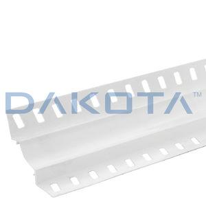 perfil de transición de PVC / para ángulo interior