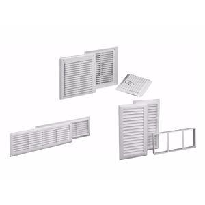rejilla de ventilación de ABS