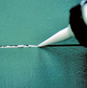 sellador de elastómero / de poliuretano / estanco / para fachada