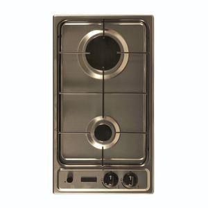 placa de cocina de gas / 2 fuegos