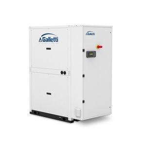 refrigerador con condensación de agua