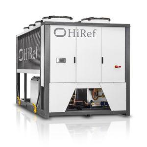refrigerador con condensación de aire
