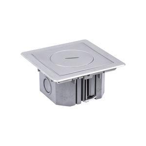 caja eléctrica para suelo