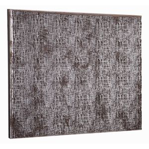 panel decorativo de cuero / de pared / texturado / tapizado