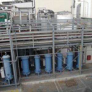 tijeral metálico para aplicaciones industriales / de acero galvanizado