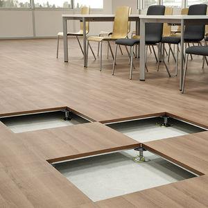 suelo técnico de madera