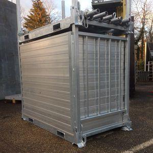 contenedor para uso industrial