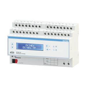 regulador de calefacción en riel DIN