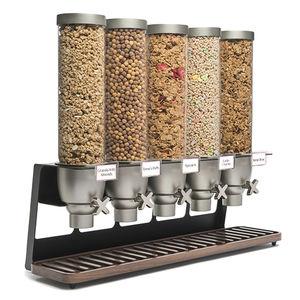 dispensador de cereales en encimera