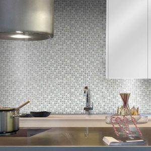 mosaico de interior / de pared / de vidrio / de piedra