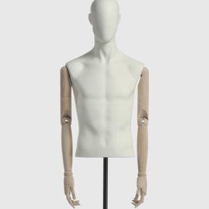 busto de maniquí hombre