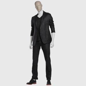 maniquí hombre / abstracto / de calidad superior / para tienda de lujo
