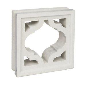 bloque de hormigón hueco / para muro / para tabique / de alta eficacia