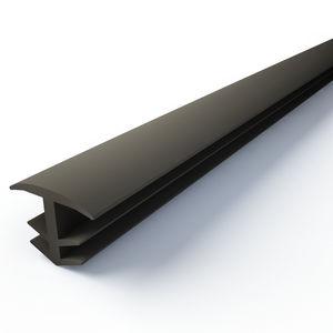 perfil de transición de PVC