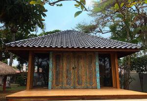 casa de tipo bungalow