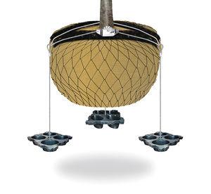 ancla de cepellón por cable