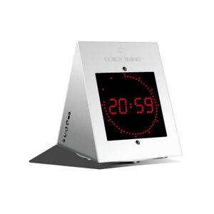 relojes contemporáneos / digitales / de mesa / LED
