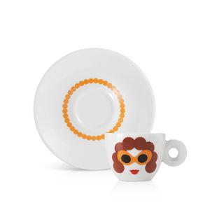 taza de café para el sector servicios