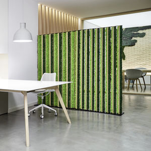separador de espacios madera