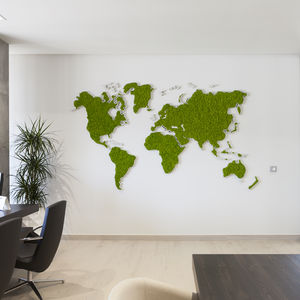 marco vegetal estabilizado