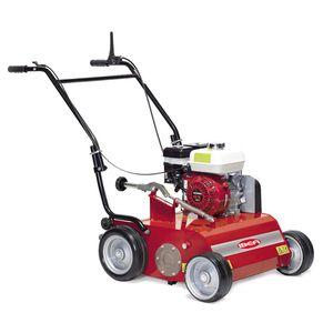 escarificador con operador a pie / con motor de gasolina / con ruedas de control
