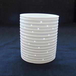 fotóforo de porcelana de Limoges