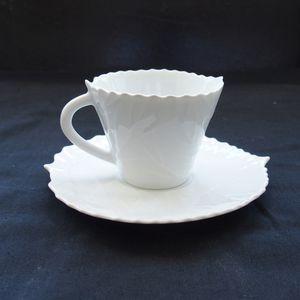 taza de café de porcelana de Limoges
