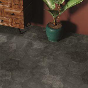 baldosa de terracota de interior / para suelo / de cerámica / de color liso