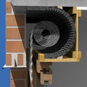aislante termoacústico / de Neopor / para ventana / para contraventana enrollable