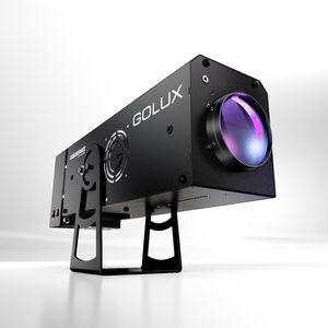 proyector IP20 / con lámparas descarga / para iluminación escénica / para uso exterior