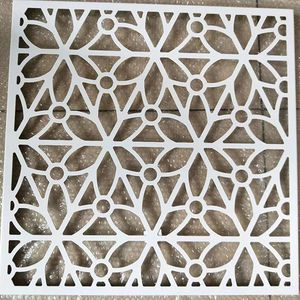 panel de revestimiento / de aluminio / para revestimiento / perforado