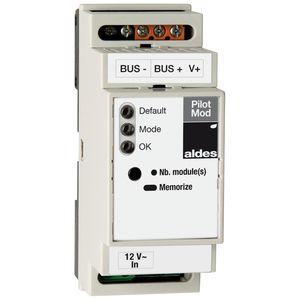 módulo de control para climatización