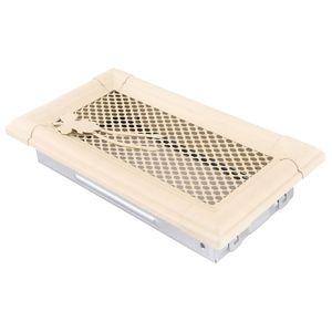 rejilla de ventilación de acero