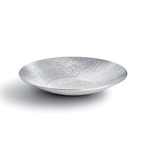 cuenco de aluminio