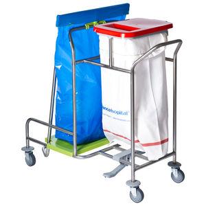 carrito de lavandería