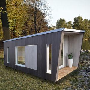 casa modular / remolcable / prefabricada / contenedor