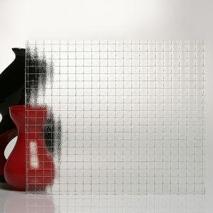 panel de vidrio armado