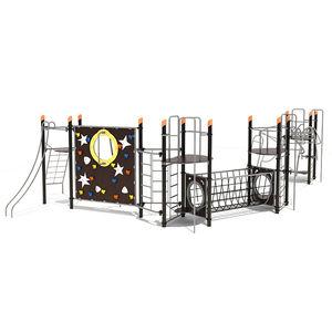 parque de fitness al aire libre para parque infantil