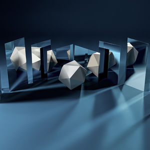 lámina de metal decorativa