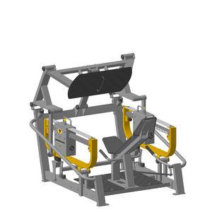 máquina de musculación prensa de piernas