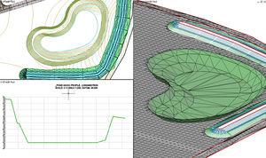 programa de modelado / de cálculo de estructuras / para estructura de hormigón / 3D