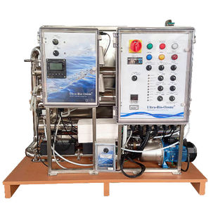 filtro de recuperación de agua