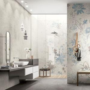 baldosa de interior / de pared / de gres porcelánico / 100x300 cm