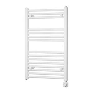 radiador toallero eléctrico / de acero inoxidable / de diseño / de baño